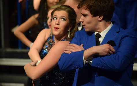 Singers and dancers showcase talents at annual Cabaret Night