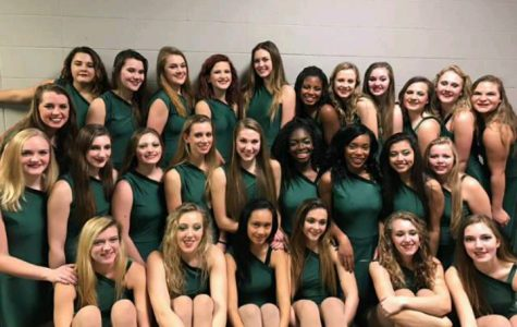 Winter Guard earns 1st place at Greenfield Competition