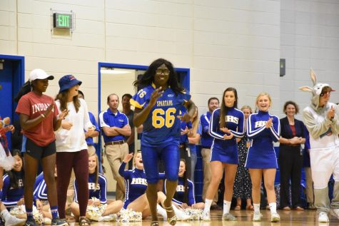 Party in the USA: Homecoming Celebrates Spartan Pride