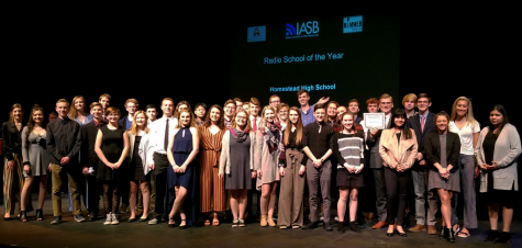 Radio and TV Team Competes at IASB