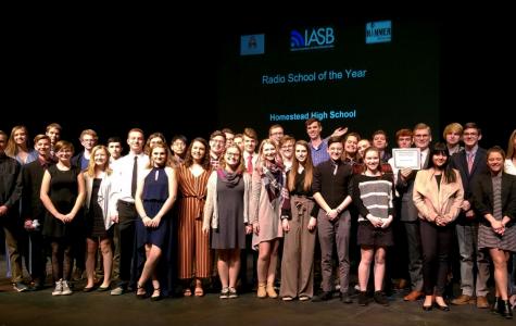 Radio and TV Team Competes at IASB