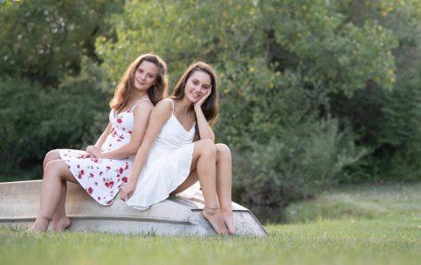 Erika and Jessica Poiry