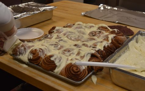Homestead Cinnamon Rolls No Longer