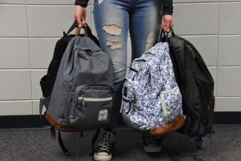 Backpacks and Backaches