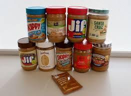 The Official Peanut Butter Ranking